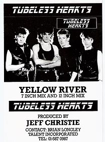 tubeles hearts yellow river