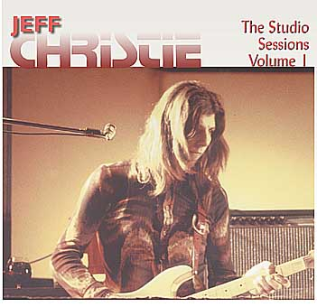 Jeff studio sessions