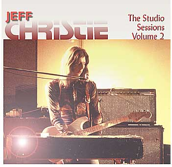 Jeff studio session