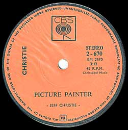 Picture Painter disc